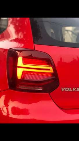 Polo aftermarket taillights