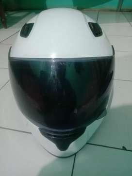 Helm full face Vixion new