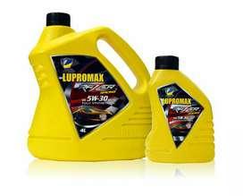 Oli Lupromax racing 4wd