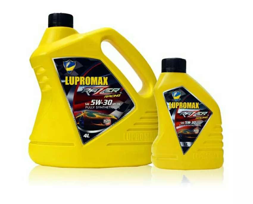 Oli Lupromax racing 4wd 0