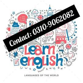LEARN ENGLISH ONLINE WITH INTERNATIONAL QUALIFIED MENTOR.
