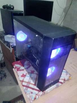 Gaming PC Case(Custom Made)