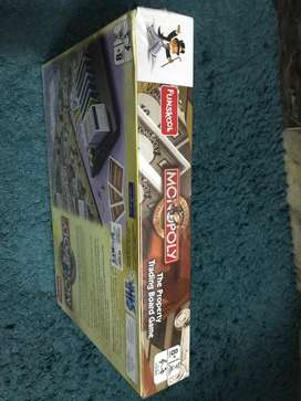 Brand new Monopoly deluxe edition board game!