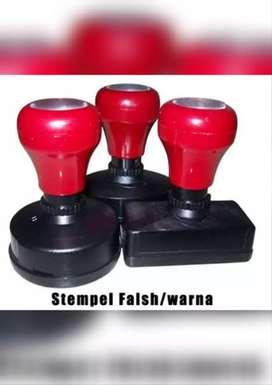 Stempel Flash /Stempel Tanpa Bantalan