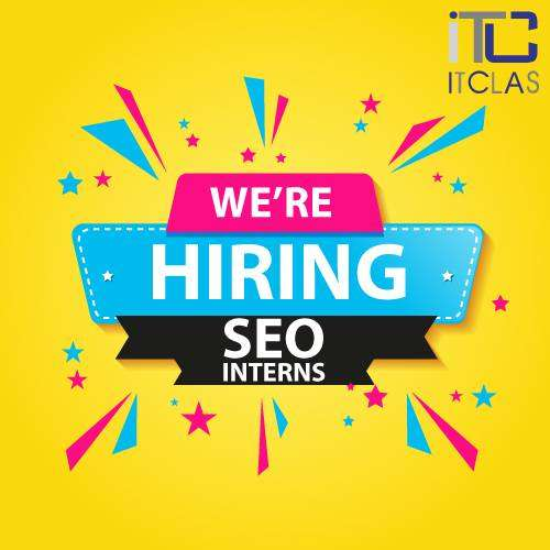 Internship to Become a Search Engine Optimization (SEO) Expert 0
