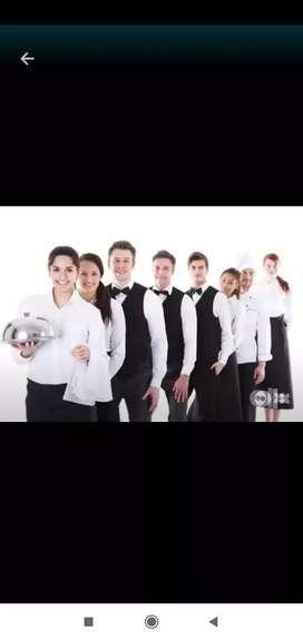 Job in five star hotels