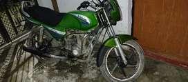 Hodi Baba Kawasaki Calibar 115cc