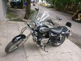 Selling super maintained Bajaj Avenge 220 Cruise Bike