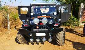 Jonga jeep thar hunter fully customized available in pune