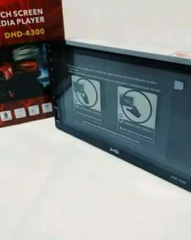 Paket Audio System Mobil - Head Unit Single Din Double Din Sub Kolong