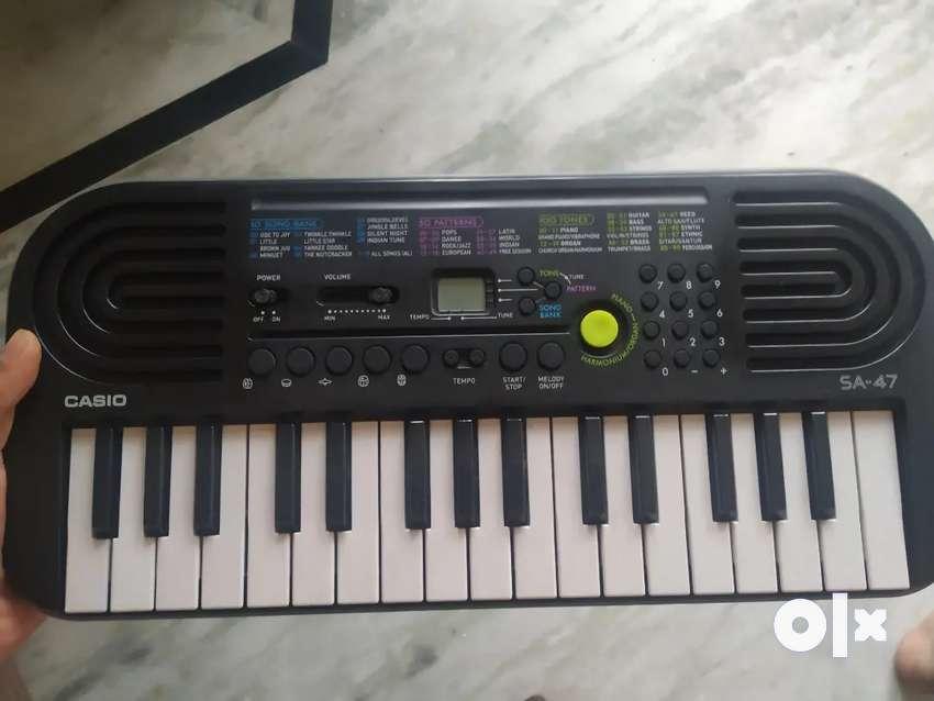 Casio SA-46 32 Mini Keys Musical Keyboard (Black  ) 0