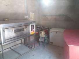Pizza equipmrnts for sell