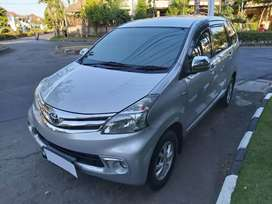 TOYOTA AVANZA G 1.3 MATIC AT TAHUN 2014