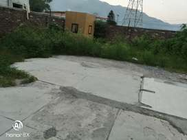 Semi commercial land in Havelian