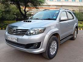 Toyota Fortuner 3.0 4x2 Automatic, 2014, Diesel
