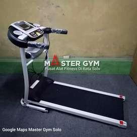 TREADMILL ELEKTRIK - Grosir Alat Fitness - Master Gym Store !! MG#9436
