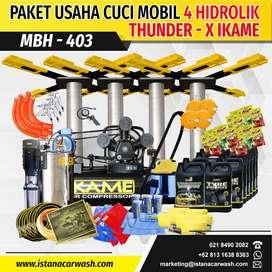 """PAKET CUCI MOBIL """"4 HIDROLIK"""" MBH-403 IKAME,Murah,Lengkap& Berkualitas"""