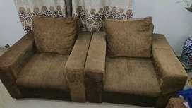 Sofa set of 3+1+1