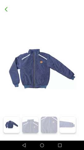 Jaket Rei Bomber Jumpspeed Navy Ori XL fit to L no eiger Consina tnf
