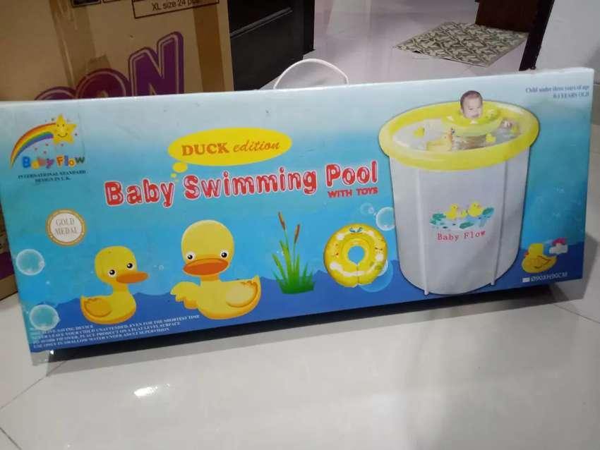 Tempat renang Bayi kondisi Baru 0