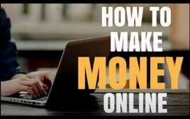 Part time online work from home for Females candidates.