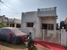 Separate individual house for sell