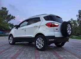 Ecosports titanium both original key 2 nd one unused