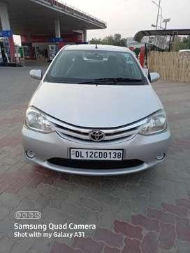 Toyota Etios GD,2011