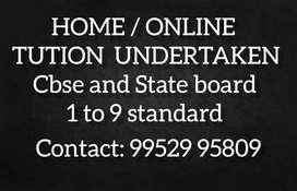 Home / online tutor