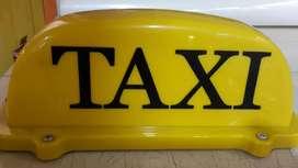 Taxi light waterproof