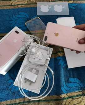 IPhone 7 plus 128 memory for sale