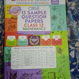 15YEARS SOLVED QUESTION PAPERS   CLASS12