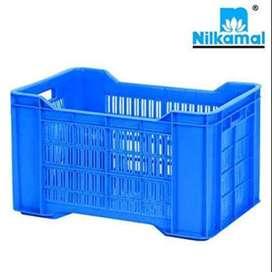Nilkamal Vegetable Crate (20 Units)