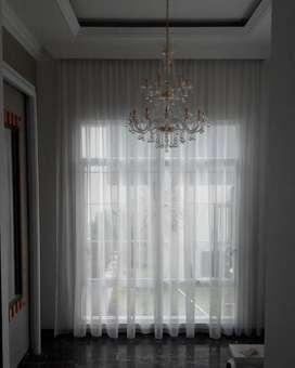 Gorden Vitrase Curtain Blinds Gordyn Korden Decor Interior.1517283hdb