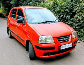 Hyundai Santro Xing 2008 CNG & Petrol 85000 Km Driven