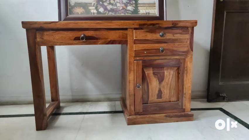 Office Tables- Pure Shesham Wood