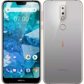 Nokia 7.1in very new condition