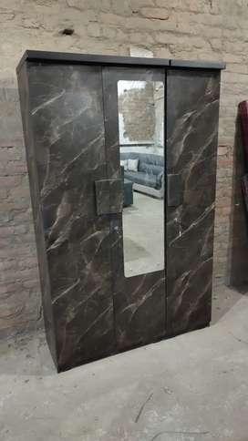 Brand new 3 door wardrobe direct factory outlet