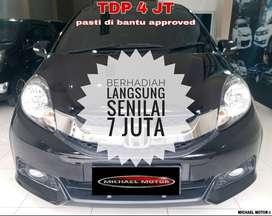 Honda Mobilio DP4Jt E Bukan RS MT 2014 Paket Kredit Paling Murah