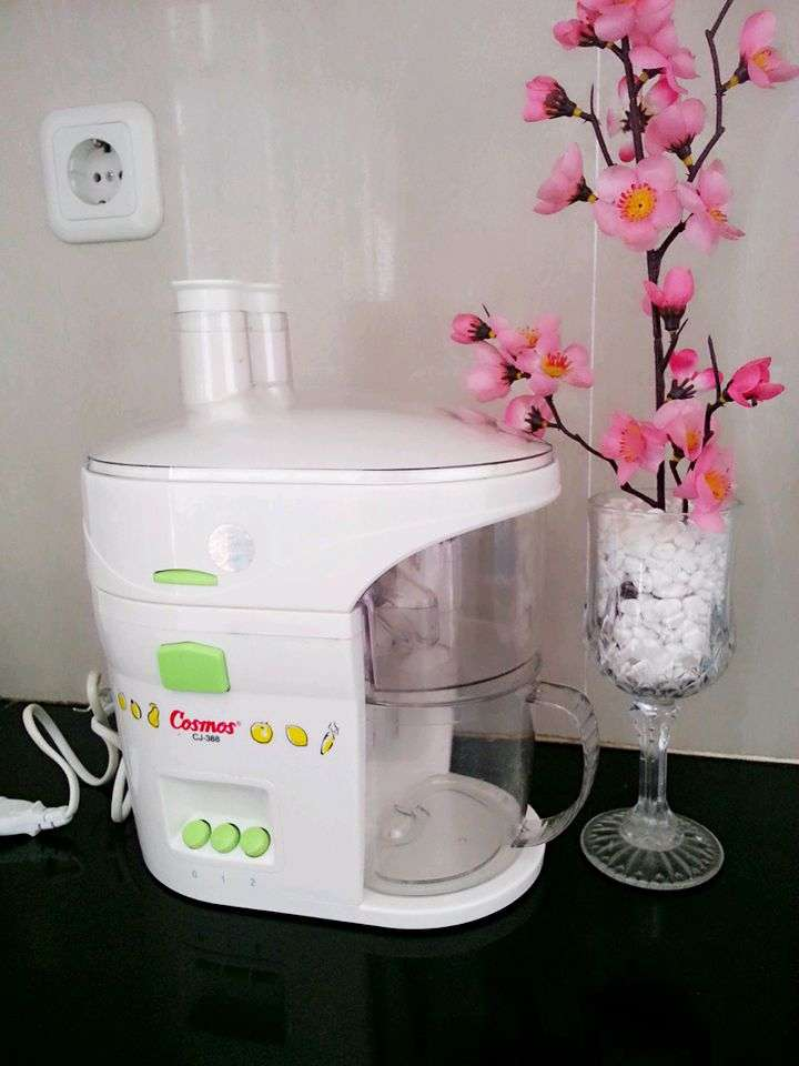 juicer cosmos cj.388 complite box 0