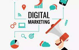 Digital Marketing Executive for Freelance