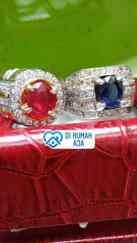 Ruby dan sapphire