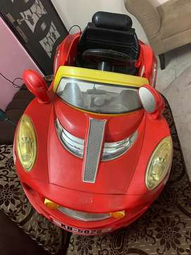 Kids car battery opreated