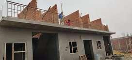 Freehold plot in Rajnagar extension near HRIT Collage
