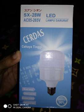 LED lampu emergency 28W
