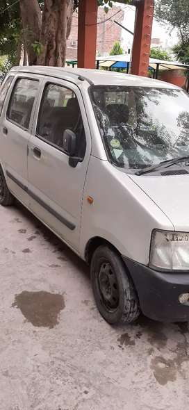 Wagon R in Brand New Condition