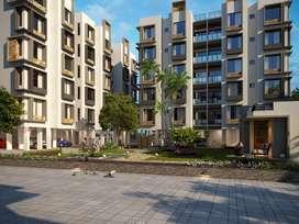 (2 BHK Apartment) for Sale in G Platinum at (Vasana-Bhayli Road)