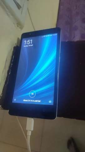 MI note 1 good condition phone