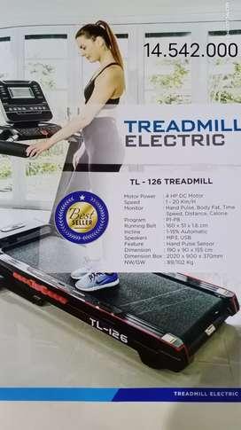 Treadmill Totall Fit