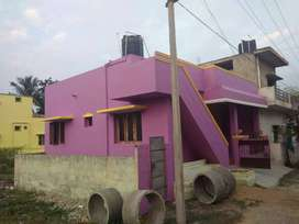 House situated near Jain school DTCP layout- opp Park Space allotted